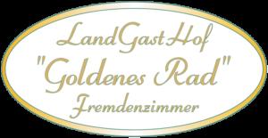 Logo von Landgasthof Goldenes Rad