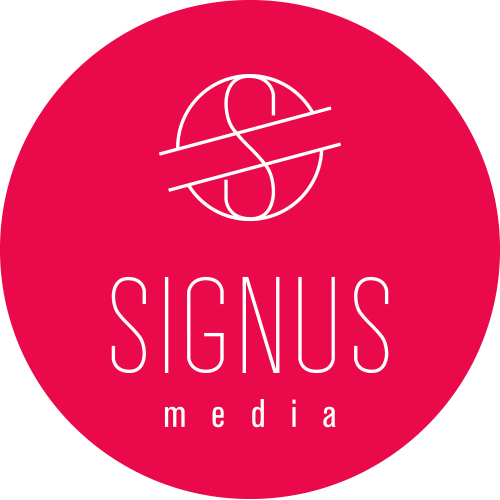 Internetauftritt von SIGNUS media in Deggendorf