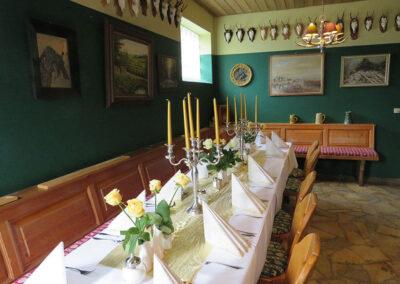 Essen gehen im gemütlichen Wirtshaus in Aiterhofen bei Straubing